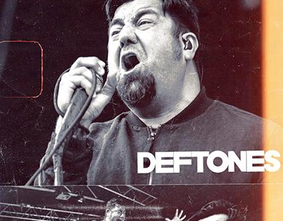 Deftones Social Media posters