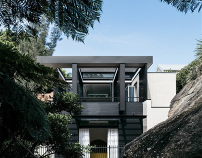 Woollahra House by Porebski Architects