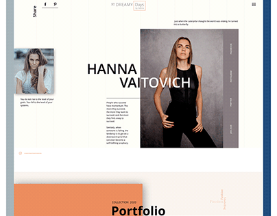 MODERN CONCEPT FOR CHARISMATIC AND CREATIVE BLOG