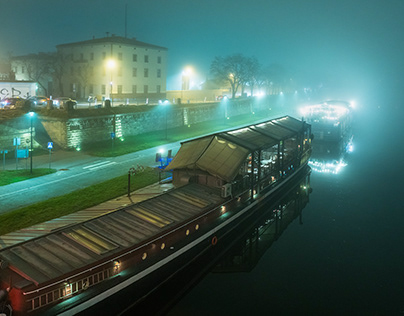 Krakow - on the Vistula River - part 1