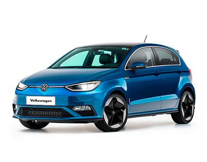 Volkswagen e-Gol 2022