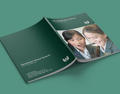 Marketing Collateral - Newstead Wood School