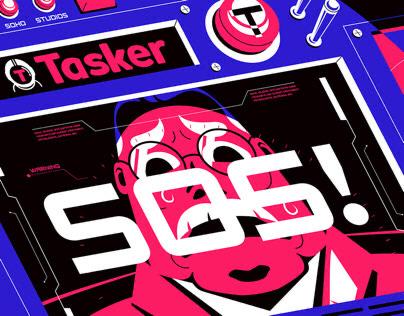 Tasker出任務