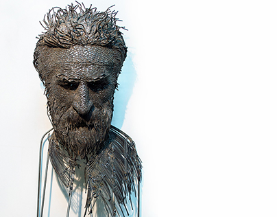 Brancusi, the sculptor.