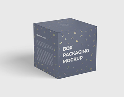 Box | Packaging Mockup