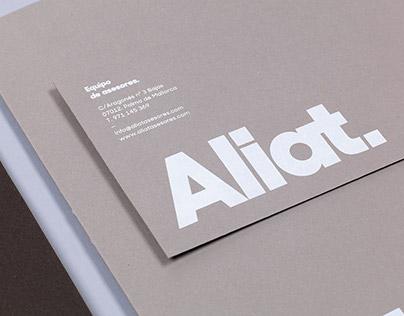 Aliat. Naming and brand Identity