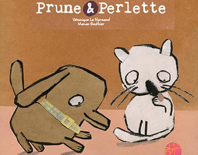 Prune & Perlette ed. D'eux 2016