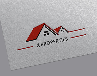 Properties Logo Design
