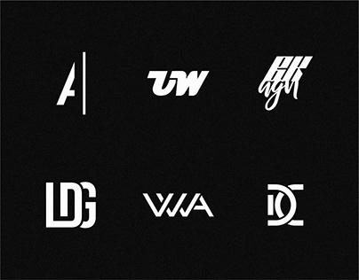 Logo Collection 2020, Letter Marks