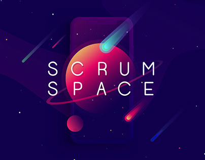 ScrumSpace - planning poker app