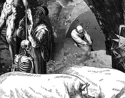 The Beloved Underbelly - RPG Illustrations