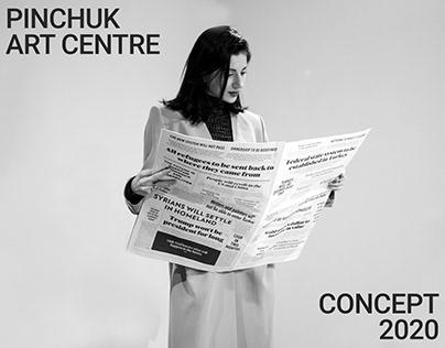 PINCHUK ART CENTRE 2020