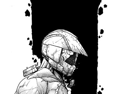 Doom Mini-Comic Cover I