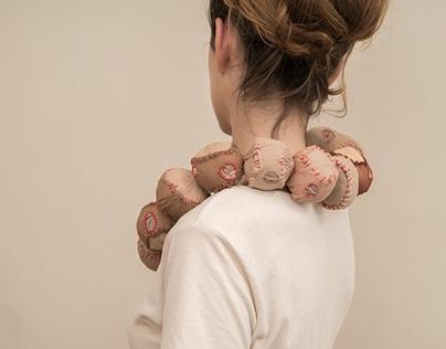 Lo aprehendido | Jewelry: Myriam Moreno