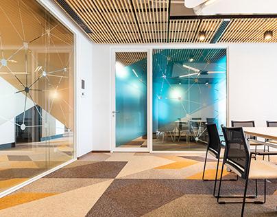 Interior Design for Lionbridge Office