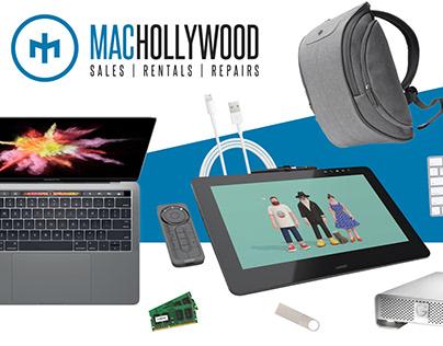 Mac Hollywood - Branding