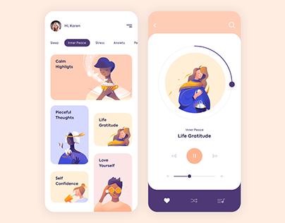 Mindfulness Mobile App