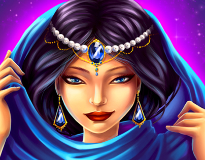 Persian Palace - slot Game