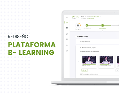 Plataforma Desafío Latam | UI/UX