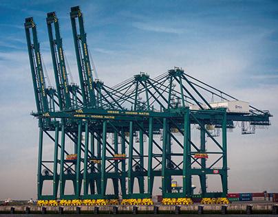 Port of Antwerp ...