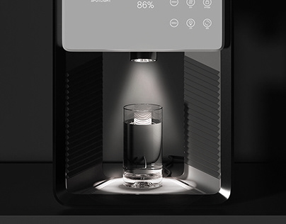 SPOTLIGHT - Water purifier