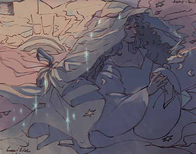 A cohesive night:夜の束