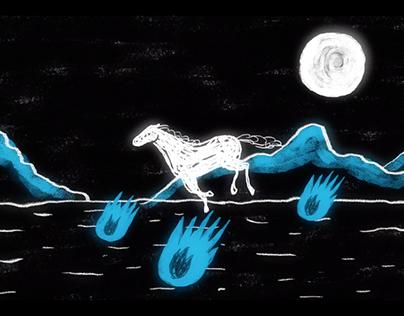 White Horse 邵豪 Shao Hao |Official Lyrics Video