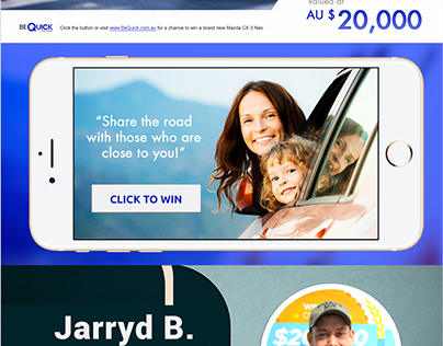 Cohort Email Marketing Template Advertisement