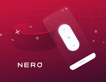 Remote Controller App | UI/UX Design