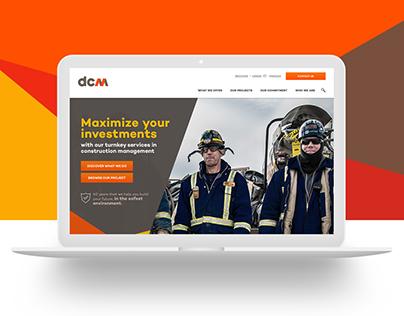 DCM website