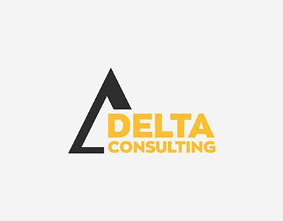Logo — Delta consulting