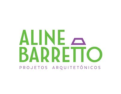 Identidade Visual - Aline Barretto
