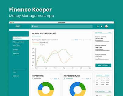 Finance Keeper