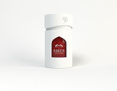 Saffron Packaging Design By CreativeByDefinition