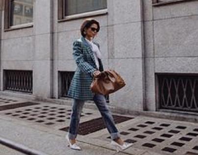 Official Victoria Barbara Balenciaga Suit