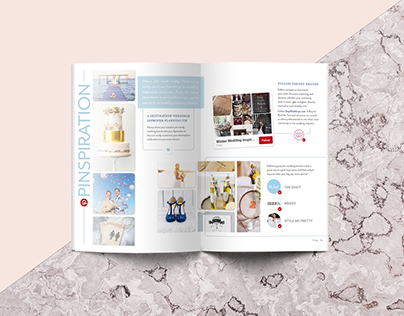 Voyage Winter 2017 Publication Design