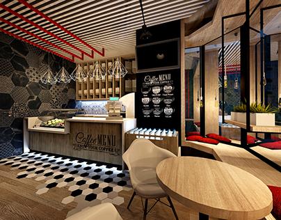 Coffe Shop Bucharest