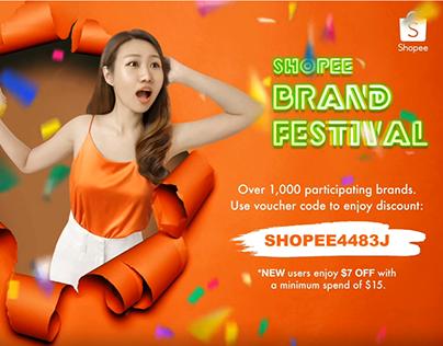Shopee Affiliate Programs (July's Brand Festival)