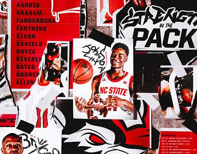 2019-20 NC State Men's Basketball