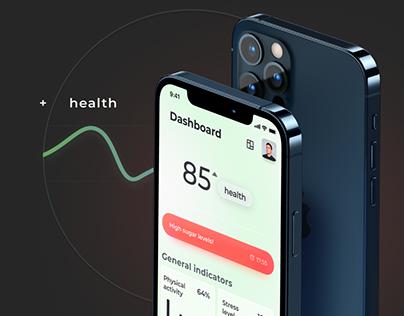 + health app