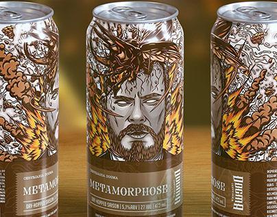 Metamorphose Beer | Dogma Brewery