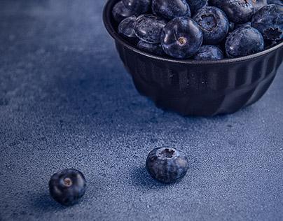 Dark and Moody Food Photography
