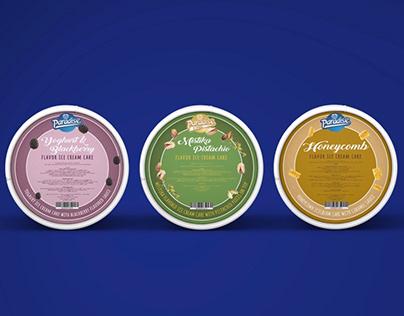 Nestle Flavored Ice Cream Cakes