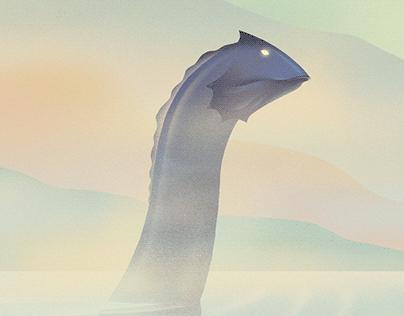 Les Odyssées - The Loch Ness Monster