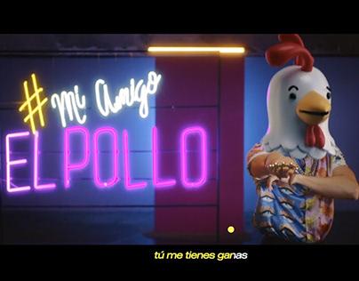 Mi Amigo el Pollo- Fenavi.