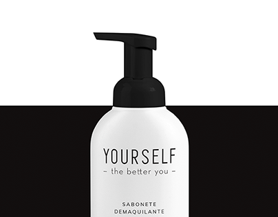 Yourself Cosmetics- The Better You - Brand Design