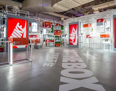 Nike at YO'HOOD 2016