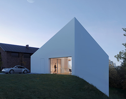 White Tusk House