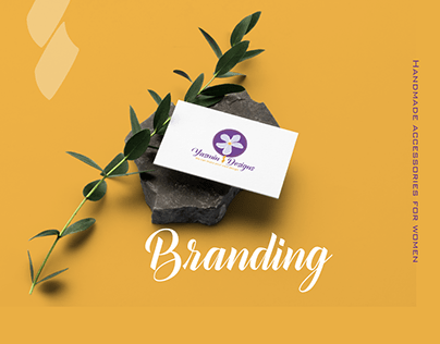 Logo Design - Handmade accessories