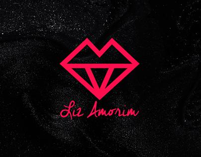 Liz Amorim - Identidade Visual